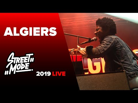 Algiers - The Underside Of Power LIVE @ Street Mode Festival