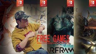 免费买不了吃亏,免费买不了上当!Switch多款免费游戏大作推荐介绍