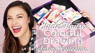 New Etude House Colorful Drawing Spring 2018 Collection | Haul, Swatches & Review