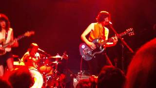 "Wild Flag ""Winter Pair"" @ Bowery Ballroom"