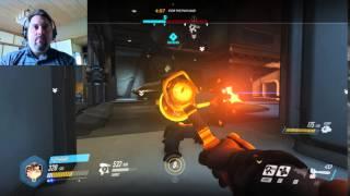 Overwatch Beta Gameplay