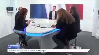 Départementales 2015 – Les débats – Canton de Maurepas