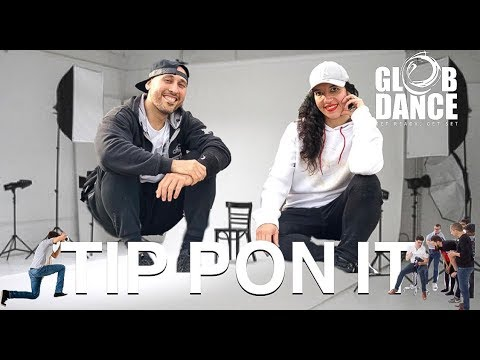 Tip Pon It - Sean Paul & Major Lazer - GlobDance®️ Choreography Luis Calanche