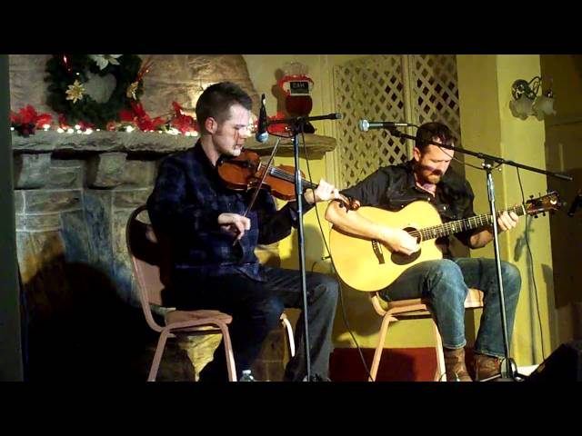 Patrick Mangan and Ryan McGiver Playing Tunes