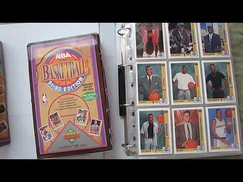 Nba Upper Deck 1991-92 Card Collection