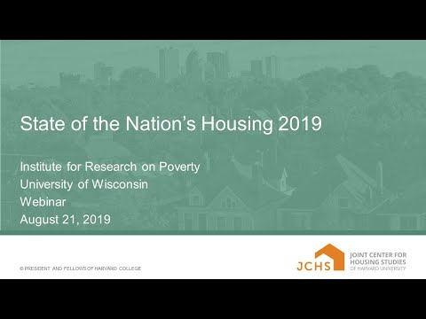 The State Of The Nation's Housing | Chris Herbert