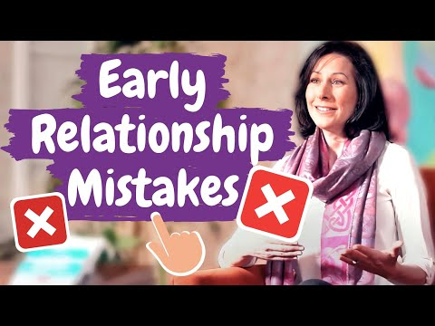 Early Relationship Mistakes |Canada's Dating Coach | Chantal Heide from YouTube · Duration:  2 minutes 13 seconds