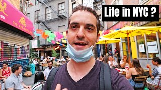 What are Chinatown and Little Italy, NYC Like Right NOW? (Life During COVID-19)(w/@ActionKid)