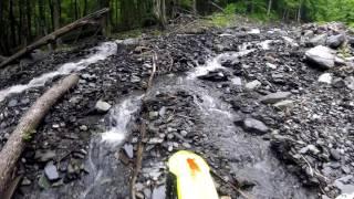 Тренировка - экспериментальное видео