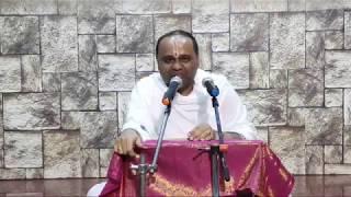 Upanyasam By Sri Hariji -Bhagavannama Bhodhendral Charitram