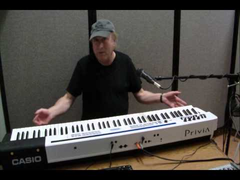 Gigging Pianist - Casio Privia PX-5S or PX-350 ??  From a  Pianist Perspective...