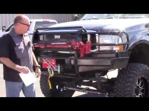 Truck Accessories – Tricked Out 2003 F350 by Trucks Unique ...