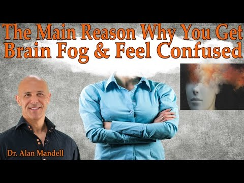 The Main Reason Why You Get Brain Fog & Feel Confused - Dr Mandell