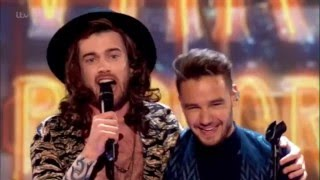 Video One Direction Perfect Live - Royal Variety Performance 2015 download MP3, 3GP, MP4, WEBM, AVI, FLV Juli 2018