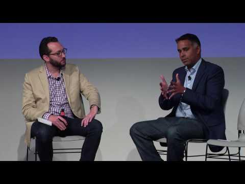 Democratizing Government Data - Daniel Mintz & Justin Antonipillai (Part 2)
