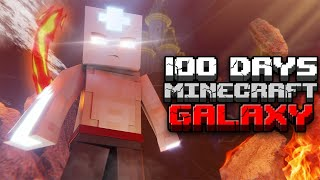 I Survived 100 Dąys as the AVATAR in Hardcore Minecraft