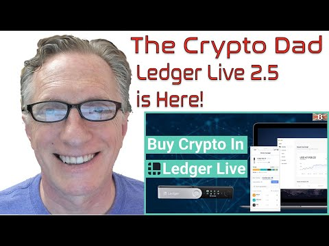 Purchase Bitcoin Directly Within New Version Of Ledger Live 2.5