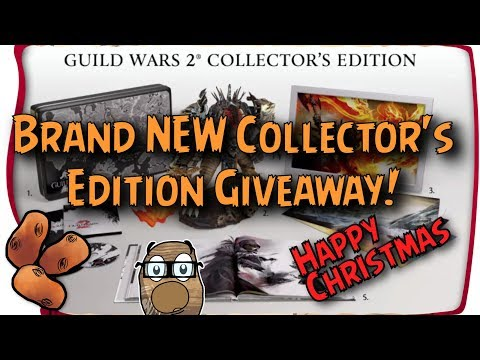 Merry Christmas! -  Guild Wars 2 Collectors Edition Giveaway thumbnail