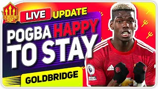 Pogba Cancels Transfer Plan! Man Utd Transfer News
