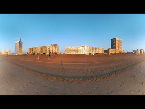 Turnaround the 360° Video: Virginia Beach Sunrise Leaves Me Speechless VR Meditation