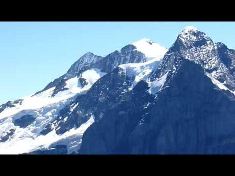 Schwarzhorn bei Grindelwald (2928m, Berner Alpen) - Kanton Bern, Schweiz