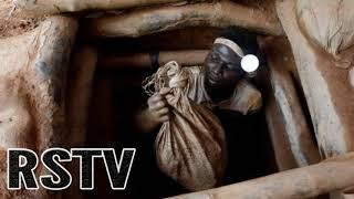 Miles de Millones de Dolares son Sacados en Oro de África cada año.