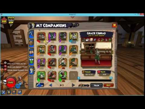 Watch Pirate101 1-65 Swashbuckler companions - YouTube