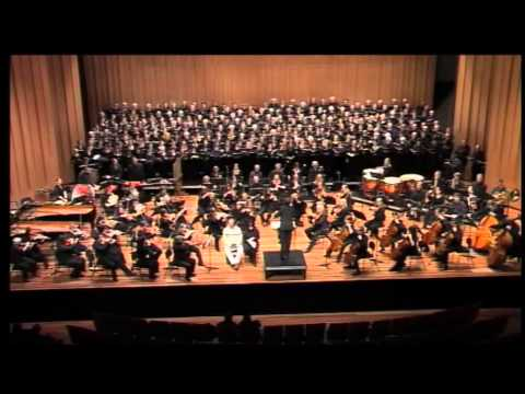 Canberra Symphony Orchestra - 2008 Grand Gala  General Rehearsal - Carmina Burana