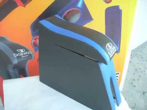 Подлокотник ВАЗ 2105 - 2107 Люкс с вышивкой синий смотреть онлайн
