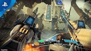 Telefrag VR - Announcement Trailer | PS VR