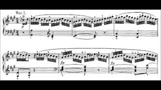 Wolfgang Amadeus Mozart - Violin Sonata No. 22, K. 305 [Complete] (Piano Concerto)
