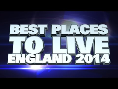 10 Best Places to live in England 2014