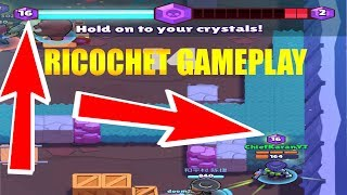 Brawl Stars - Smash u0026 Grab Ricochet Gameplay