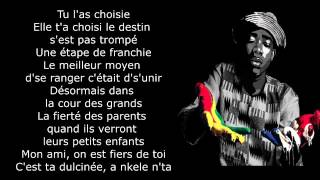 MHD   A kele nta Paroles HD
