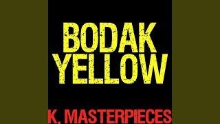 Bodak Yellow Originally Performed by Cardi B Karaoke Instrumental