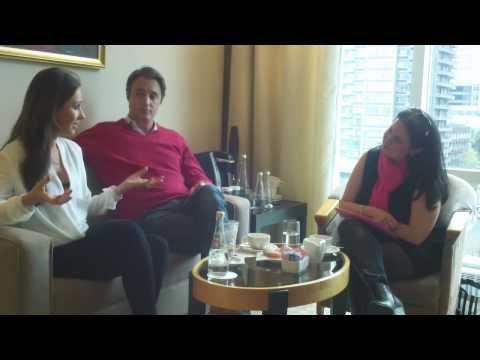 Tanya Toledano Interviews Jessica & Ben Mulroney