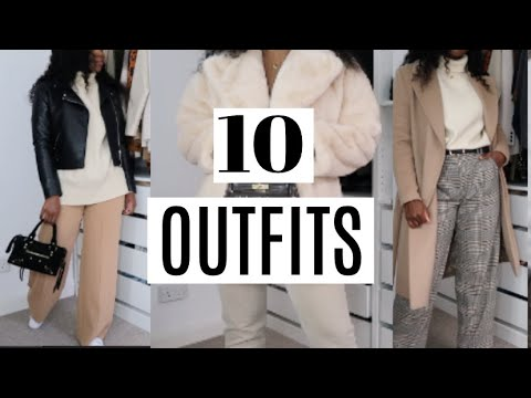 [VIDEO] - 10 AUTUMN/WINTER OUTFITS 2