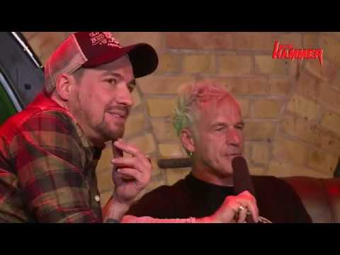 Metal Hammer Awards 2017 Live Vor Ort Mit Ghost Sodom In Extremo