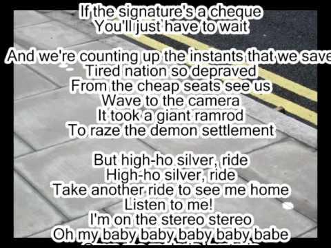 Pavement Karaoke - Stereo