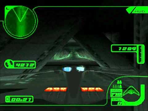 Ace Combat 3 Electrosphere - Tunnel Vision Speedrun
