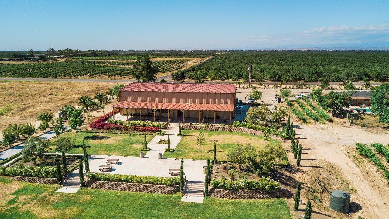 Toca Madera Winery Wedding Venue