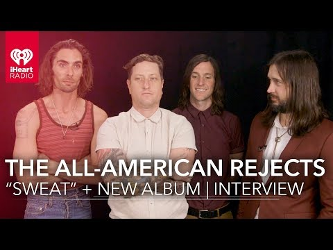 "All-American Rejects ""Sweat"" + New Album 
