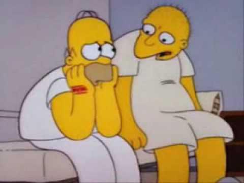 Michael Jackson en Los Simpsons - Billie Jean