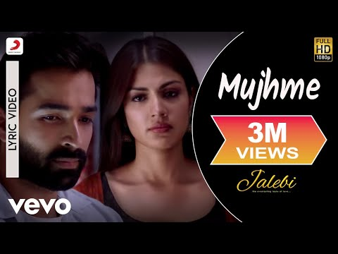 Mujhme - Official Lyric Video | Samuel & Akanksha | Shilpa Rao | Jalebi