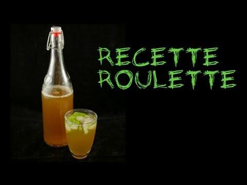 Recette : Thé vert glacé à la menthe fraiche