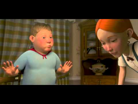 Monster House trailers