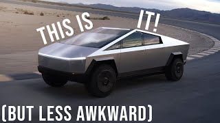 Tesla CyberTruck Unveiling Event, But LESS Awkward! (in 6 Minutes)