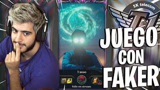 ¡¡HAGO DUO CON FAKER!! (2V8) - ElmiilloR