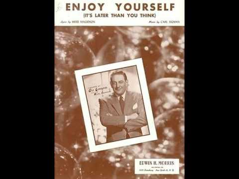 Guy Lombardo   Enjoy Yourself 1950