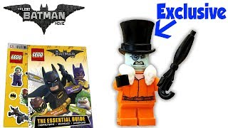 Exclusive LEGO Batman Movie Minifigure | LEGO Batman Movie Essentials Collection